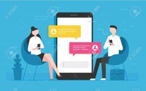 online mobil sohbet